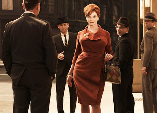 Office Manager Joan Holloway