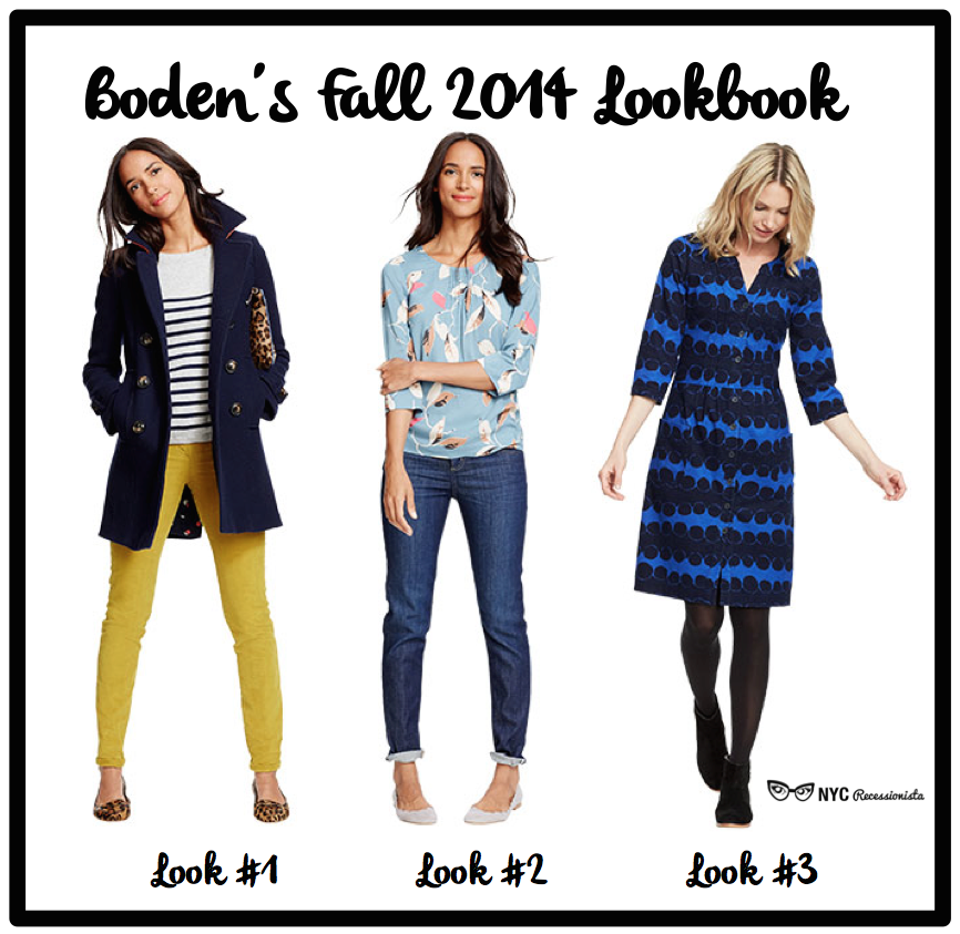 First look boden usa fall 2014 nyc recessionista for Boden katalog