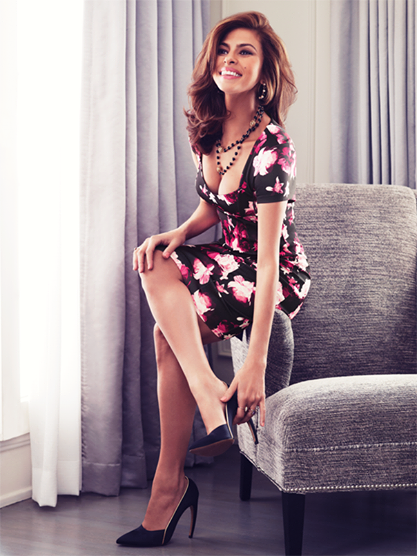 Available Now Eva Mendes For New York And Company Fall